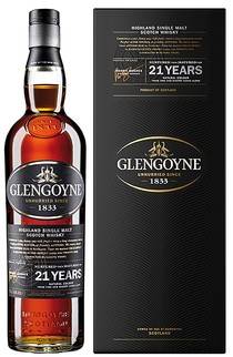 Glengoyne 21 YO Sherry Cask Highland Single Malt