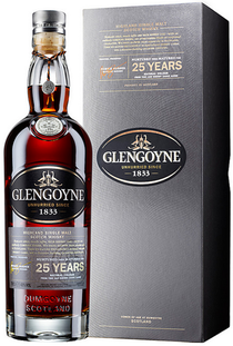 Glengoyne 25 YO Sherry Cask First Fill Hihgland Single Malt