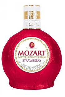 Mozart White Chocolate Strawberry Cream