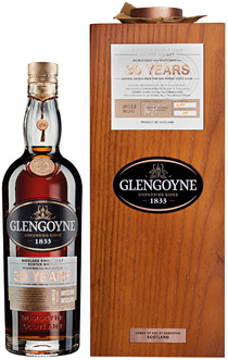 Glengoyne 30 YO Sherry Cask Highland Single Malt (Bottled 2018)
