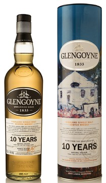 Glengoyne 10 YO Jolomo Highland Single Malt Scotch Whisky Summer Edition
