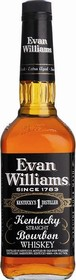 Evan Williams Black Bourbon Whiskey