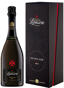 Champagne Lanson Extra Age Brut NV