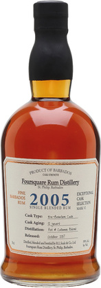 Foursquare Cask Selection Vintage 2005