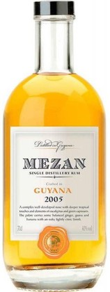 Mezan Guyana Diamond 2005