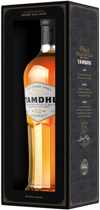 Tamdhu 12YO Speyside Single Malt Scotch Whisky