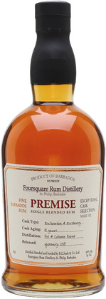 Foursquare Premise Cask Selection 10Y