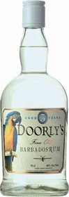 Doorly`s 3YO White RJ Searle Barbados Fine Old