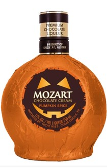 Mozart White Chocolate Pumpkin Cream