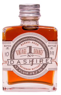 Dashfire Vintage Orange Bourbon Barrel Aged no.1 Bitter Aromatico
