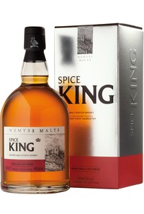 WEMYSS MALTS Spice King Blended Malt