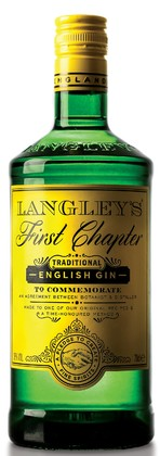 Langley`s First Chapter English Gin